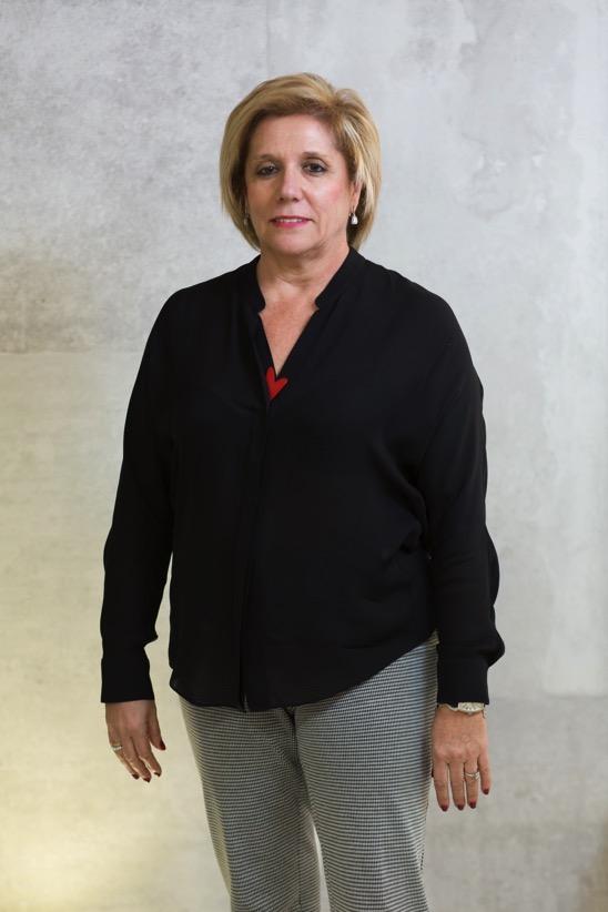 Ángela García Sansano. Directora del Área Laboral