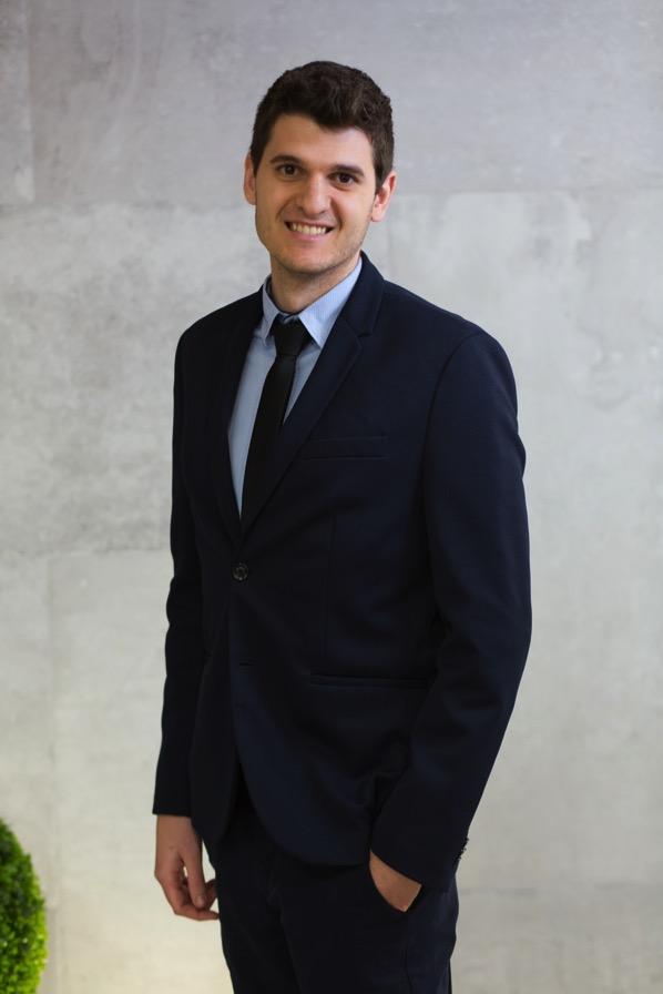 Alejandro Núñez García. Asesor Junior del Área Economía Legal-Concursal