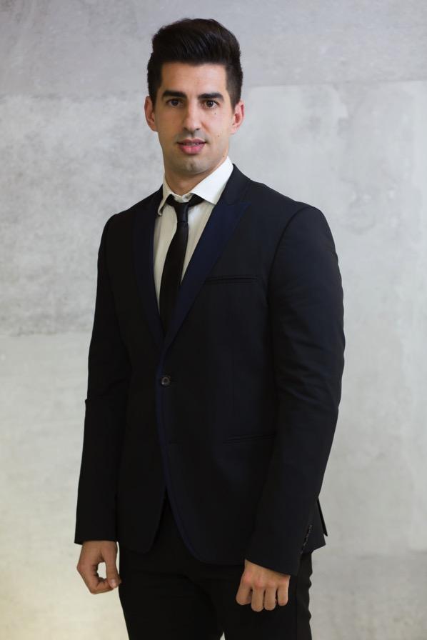 Antonio Carretero Muñoz. Asesor Junior del Área Laboral