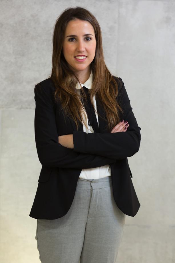 Belén Cascales Alberola. Asesora Sénior del Área Economía Legal-Concursal