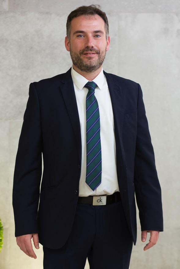 David Martínez Gonzálvez. Director del Área Inversiones y Finanzas