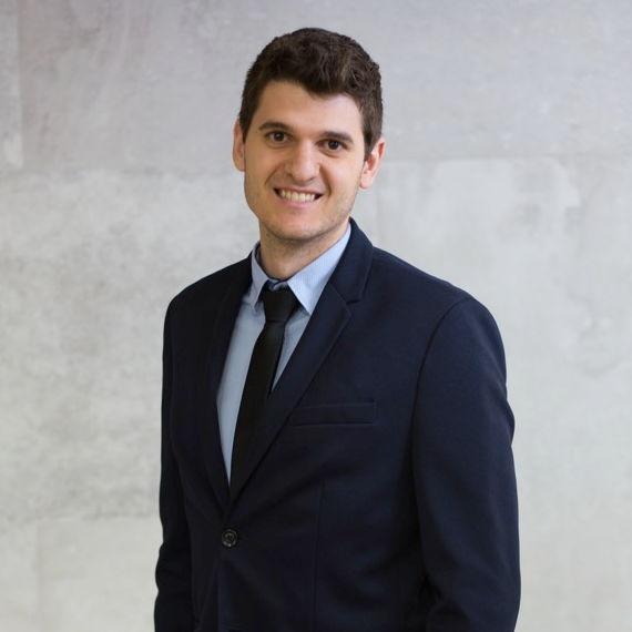 Núñez García, Alejandro. Asesor Junior del Área Economía Legal-Concursal