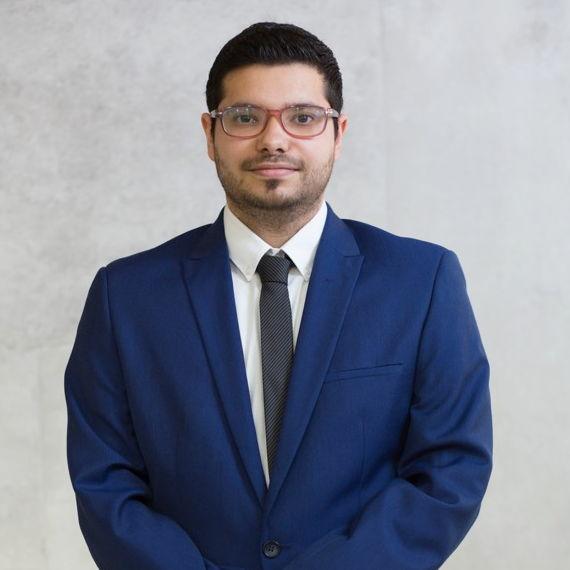 Pastor Lozano, Alejandro. Asesor Junior del Área Fiscal-Contable